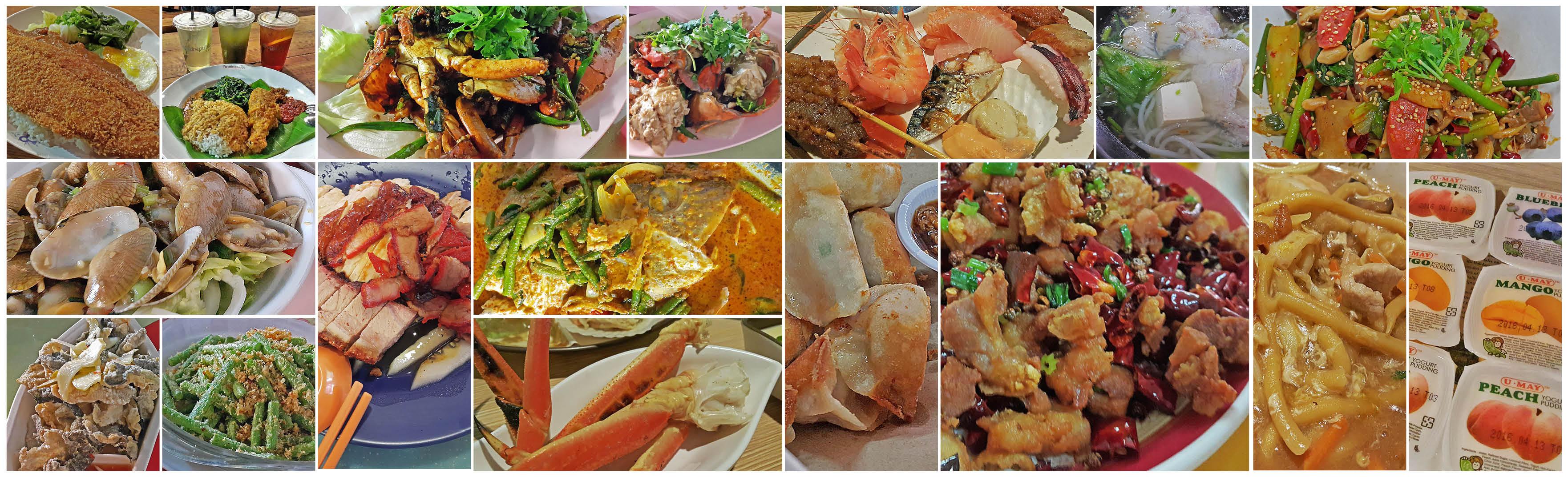 SG Trip Food